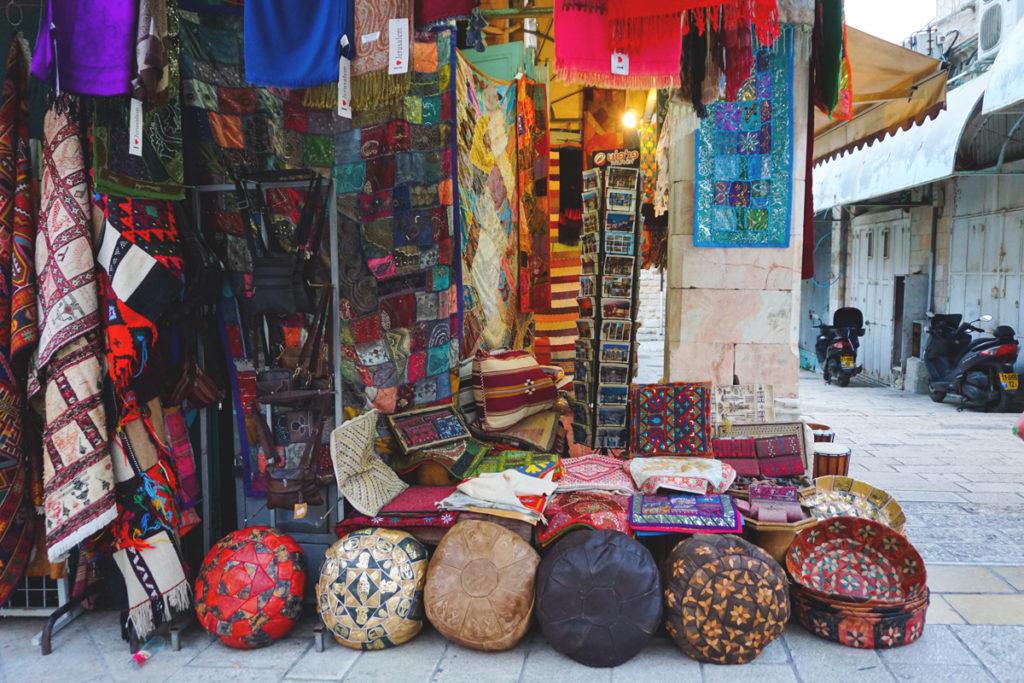 jerusalem-urlaub-tipps-muslimisches-viertel-markt-shopping