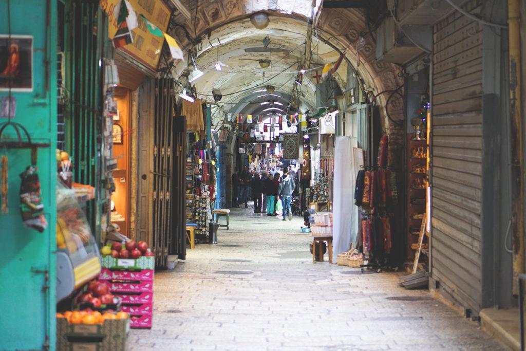 jerusalem-urlaub-tipps-muslimisches-viertel-souks-bazar