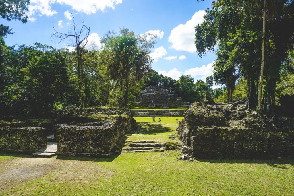 maya-staette-lamanai-belize-ausflug