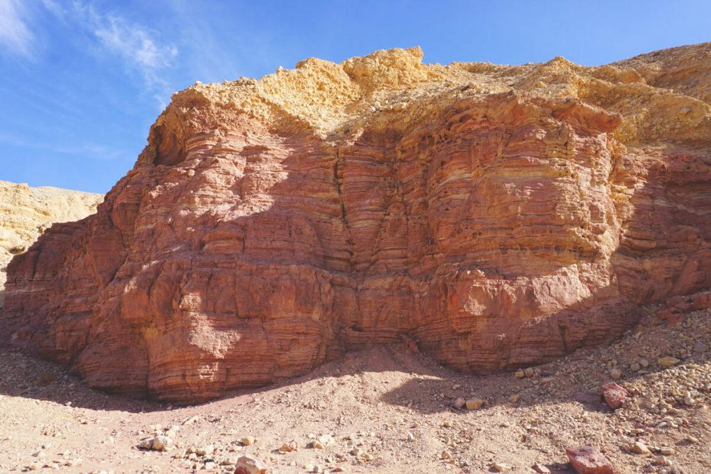 red-canyon-israel-ausflug-wanderung