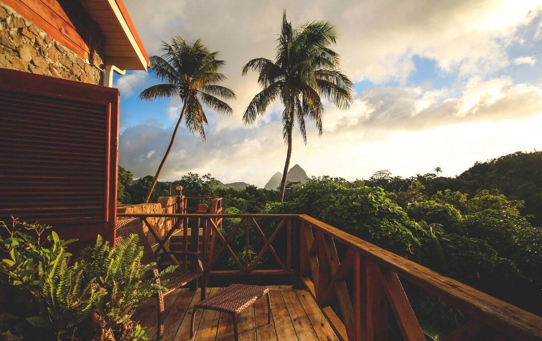 Saint Lucia Unterkünfte – Außergewöhnliche Hotels & Gästehäuser