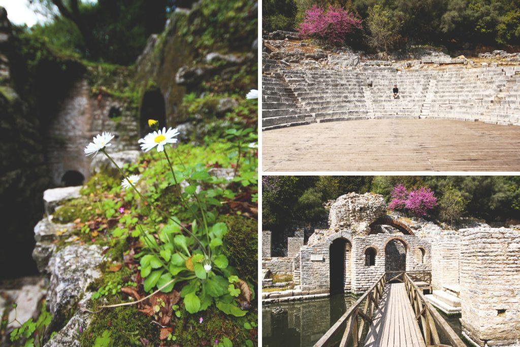 Albanien-Urlaub-Butrint-Ruinenstadt-Hafenstadt