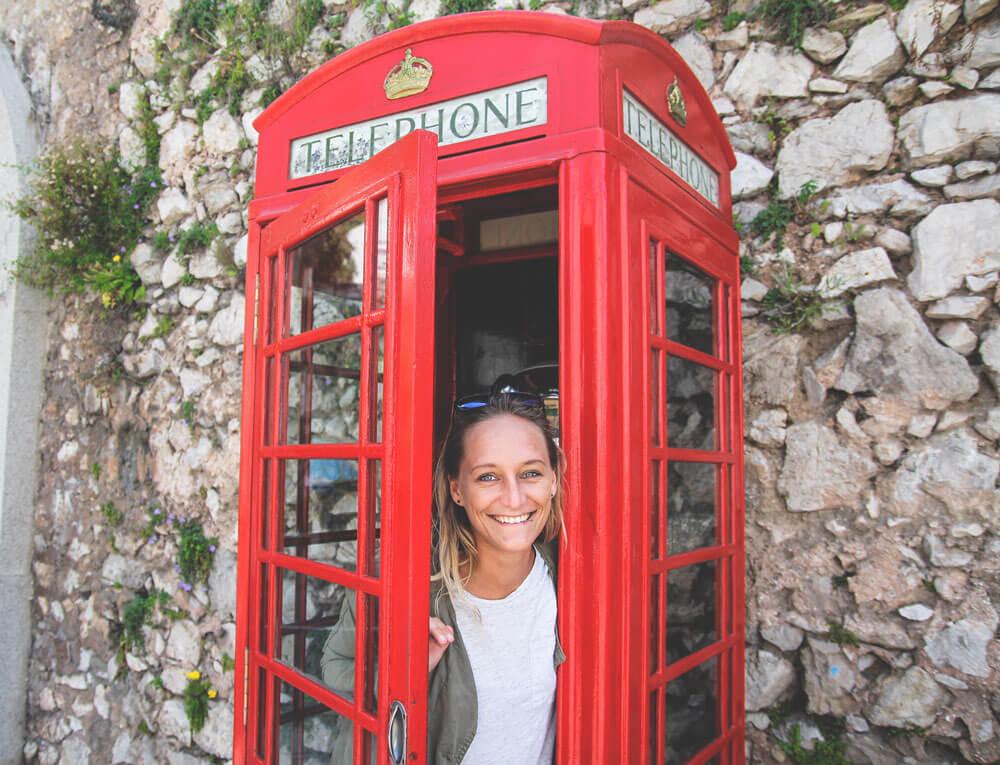 Bolle-Gibraltar-Telefonzelle-Andalusien-Spanien