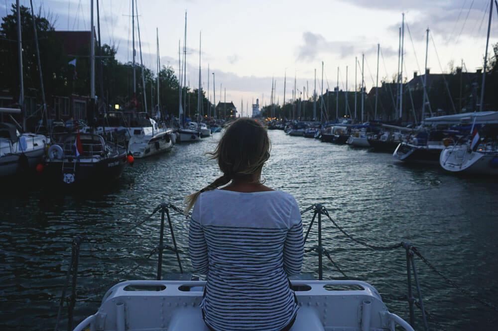 Boot-Harlingen-Tipps-Hafen-Hausboot