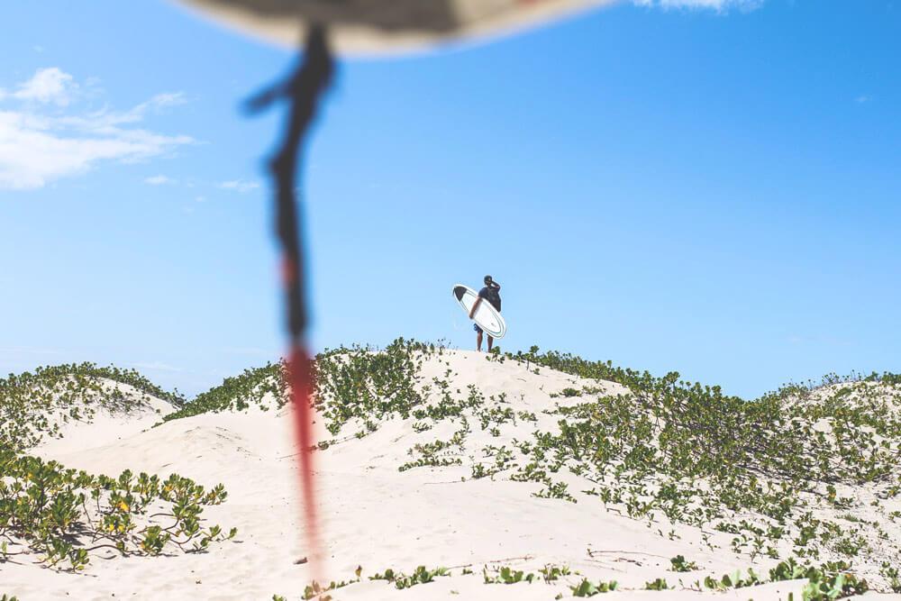Chintsa-Rundreise-Suedafrika-Mietwagen-Surfen-Strand