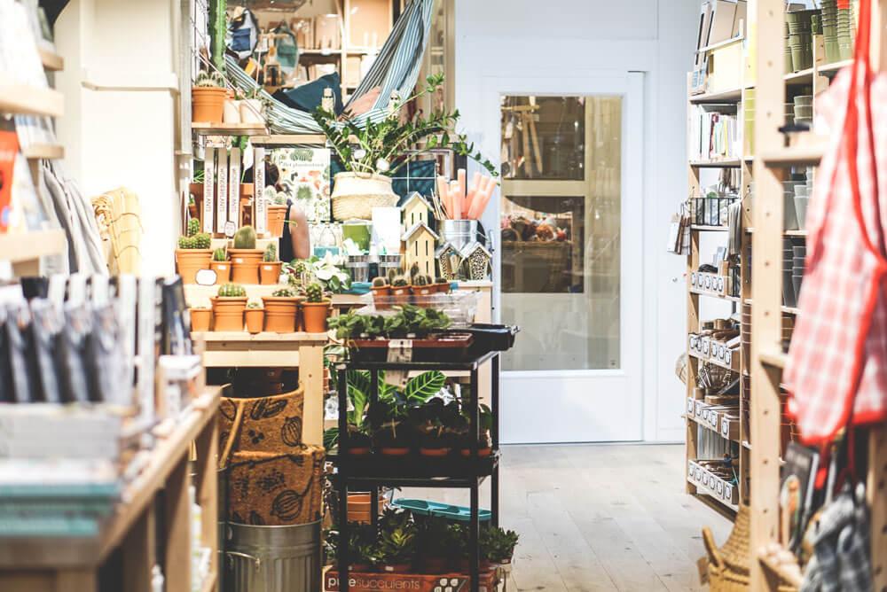 Haarlem-Niederlande-Shopping-Dille-Kamille