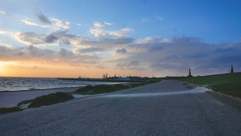 Holland-Rundreise-Friesland-Harlingen-Meer