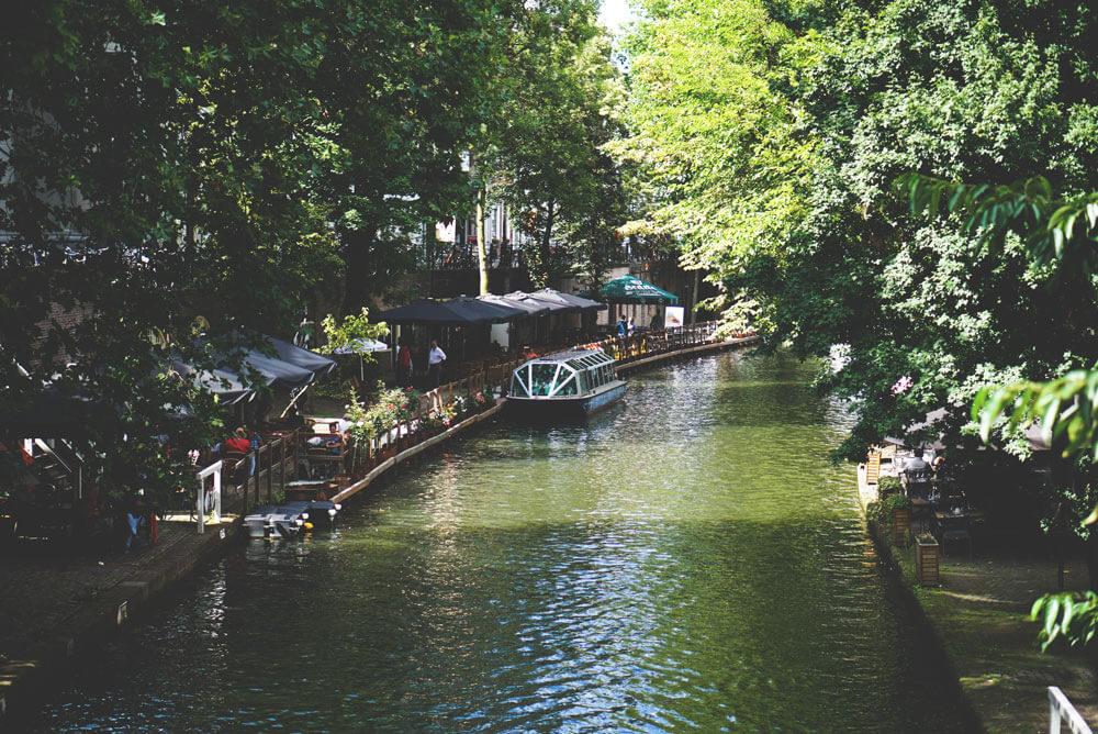 Holland-Rundreise-Utrecht-Grachten