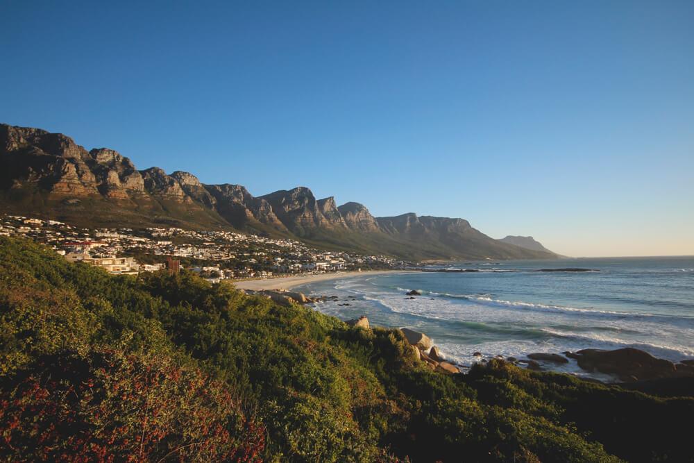 Aktivitäten in Kapstadt - Camps Bay Strand