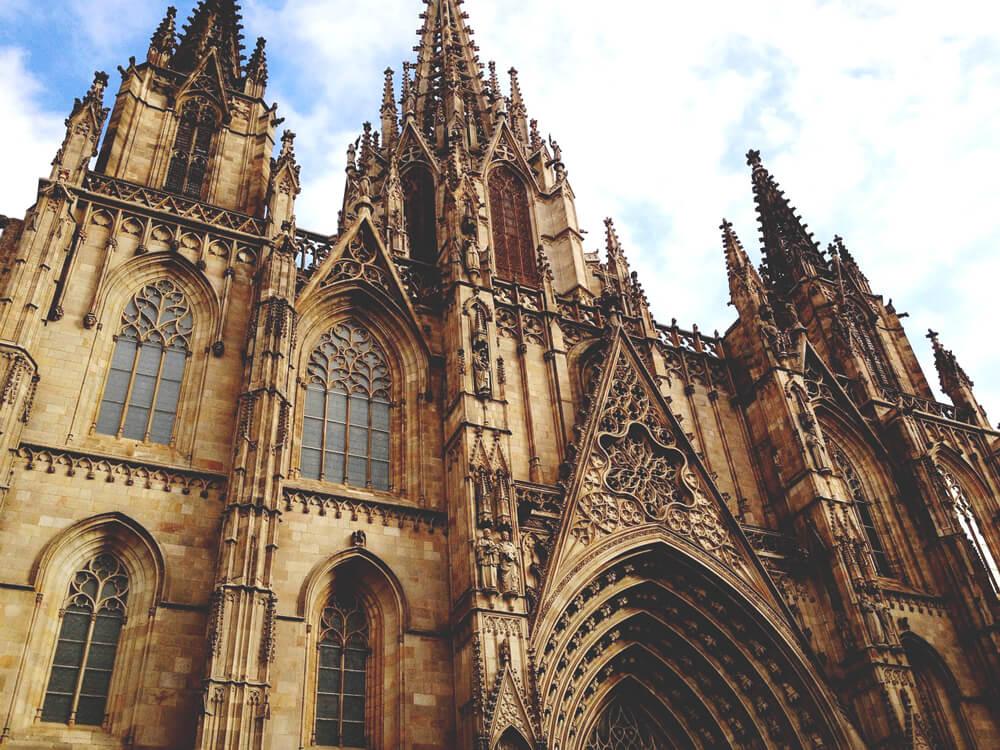 Kathedrale-von-Barcelona-Highlight-Kirche-Sehenswuerdigkeiten
