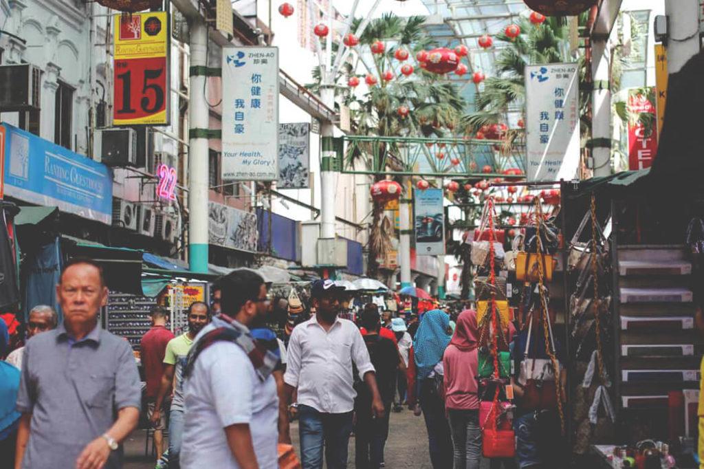 Kuala-Lumpur-Highlights-China-Town-Petaling-Street-Malaysia-1