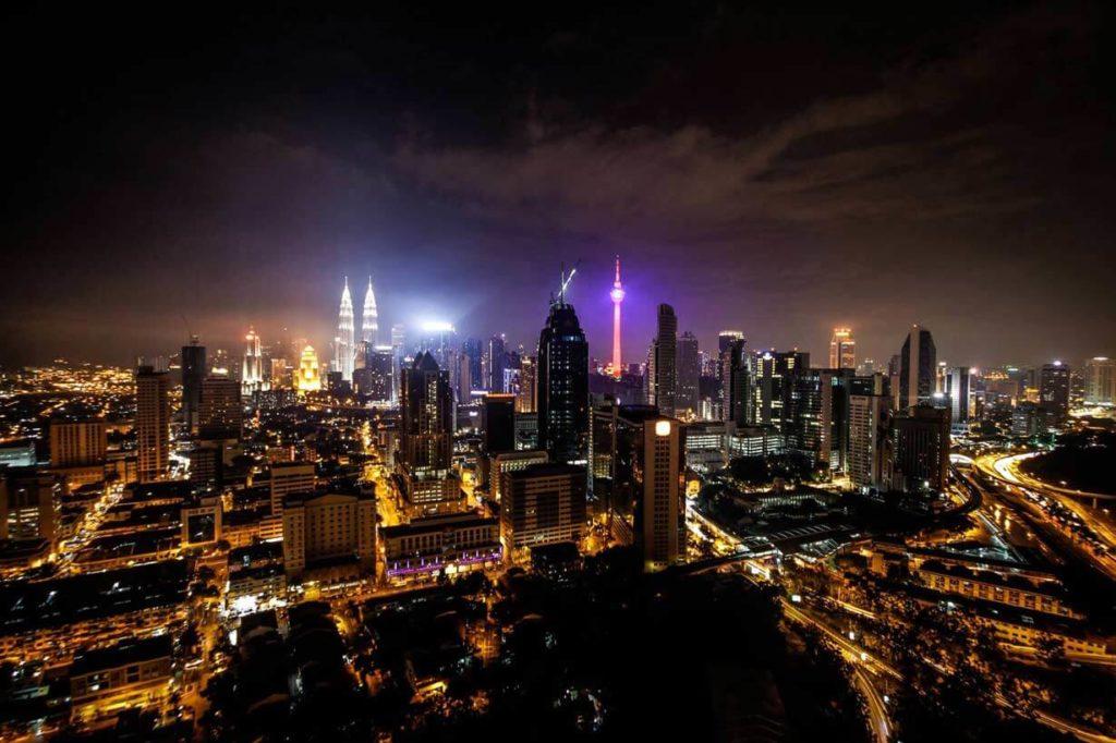 Kuala-Lumpur-Highlights-Rooftop-Aussicht-Malaysia
