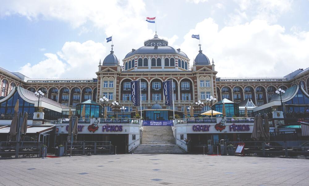 Kurhaus-Scheveningen-Pier-Niederlande-Holland