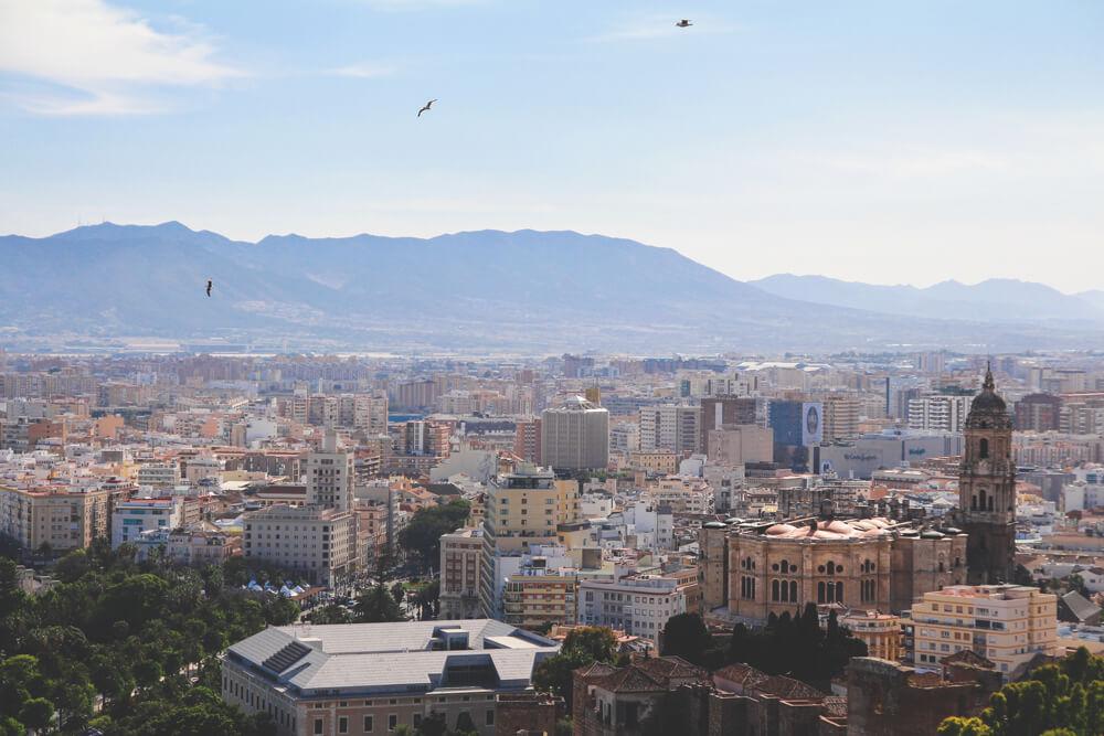 Malaga-Aussicht Tipps Highlights