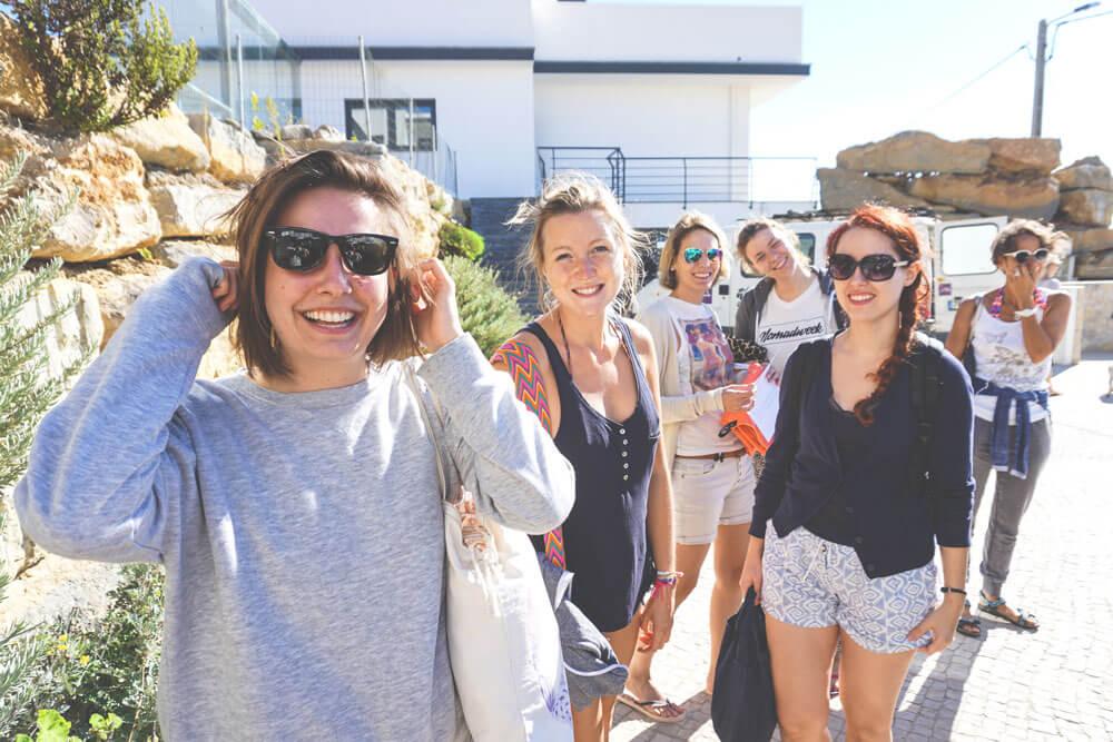 Nomad-Week-Portugal-Ausflug-Surfen