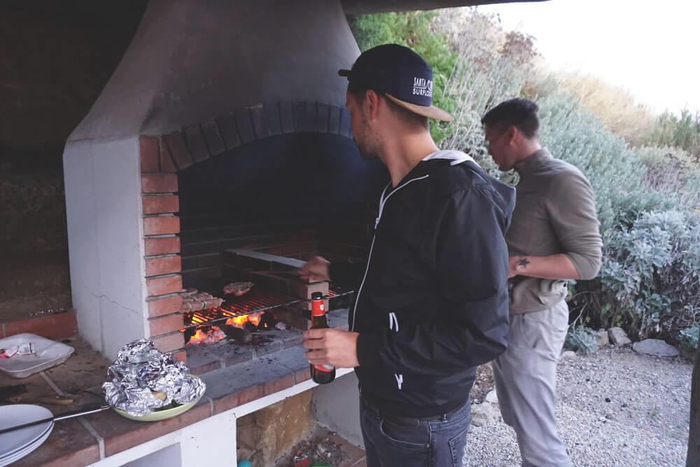 Nomad-Week-Portugal-Gemeinsames-BBQ