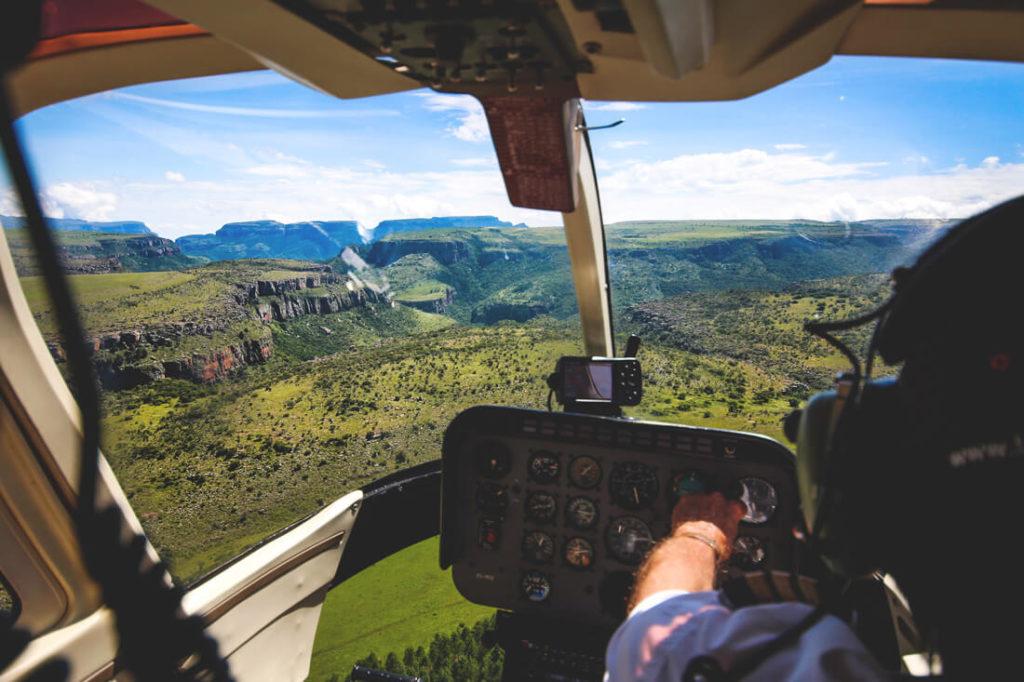 Panorama-Route-Suedafrika-Helikopter-Flug