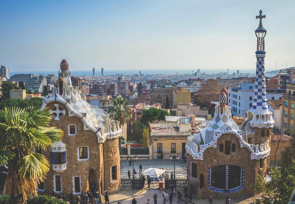 Park-Guell-Barcelona-Spanien-Sehenswuerdigkeiten-Highlights