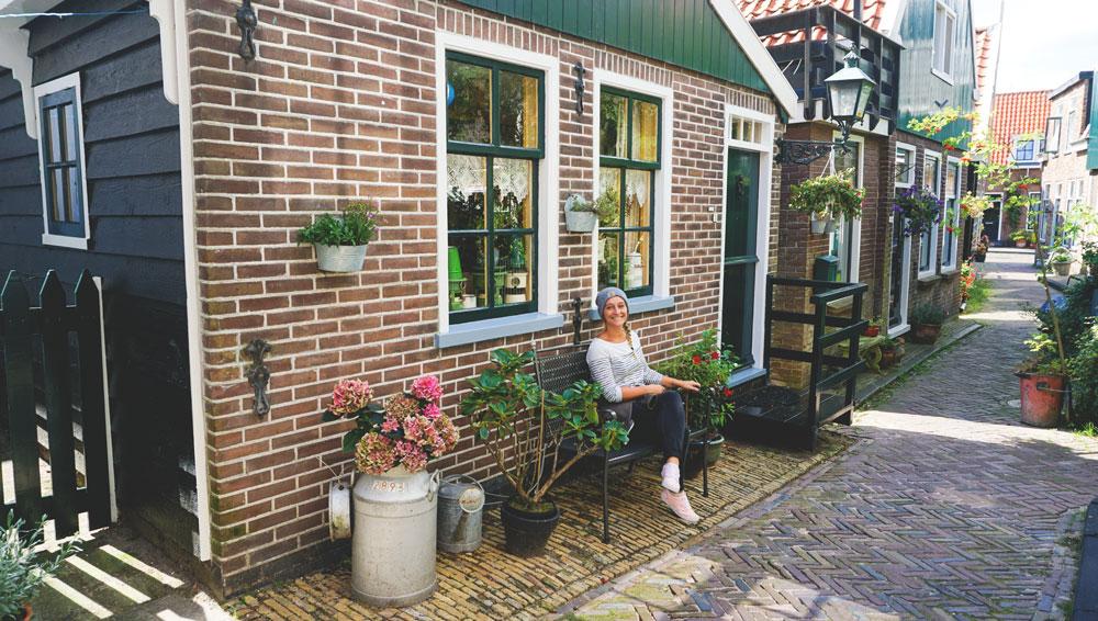 Volendam-Holland-Rundreise