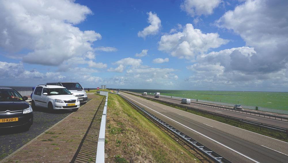 abschlussdeich-friesland-Ijsselmeer-holland