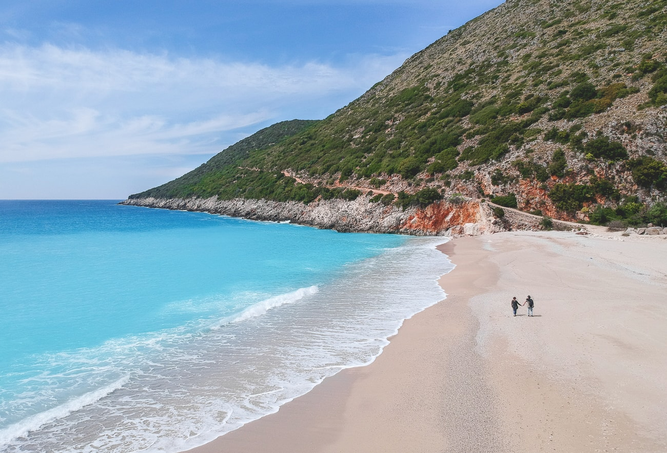 albanien-urlaub-gjipe-beach-rundreise
