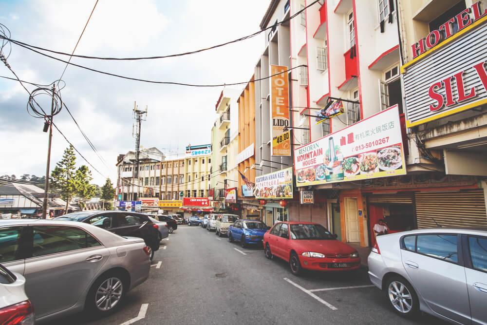 ankunft-cameron-highlands-malaysia-brinchang