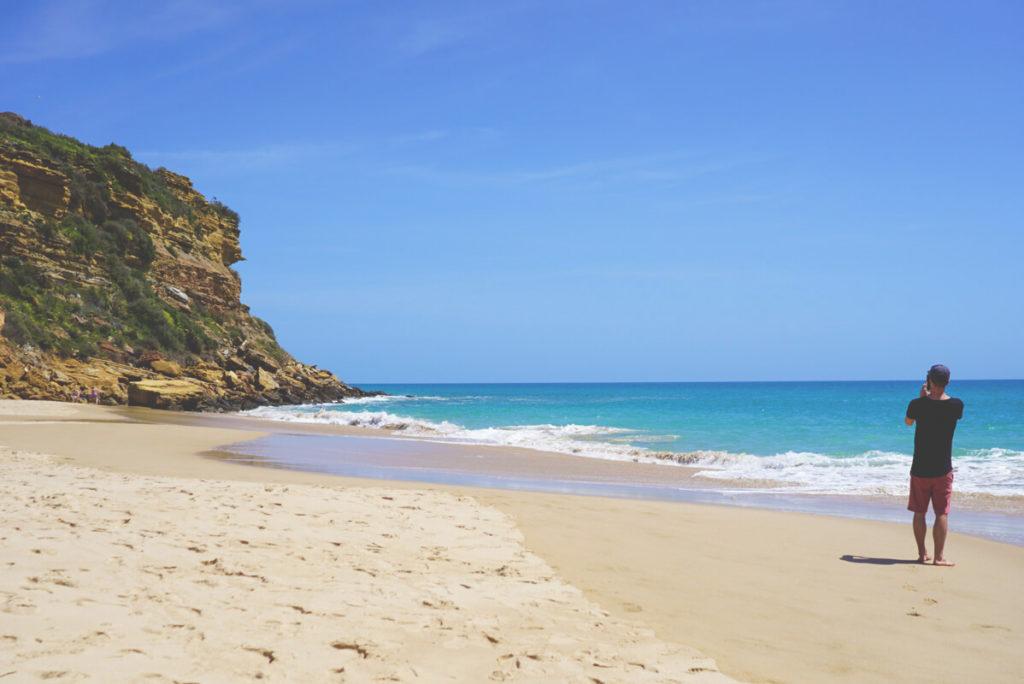portugal-burgau-strand-algarve