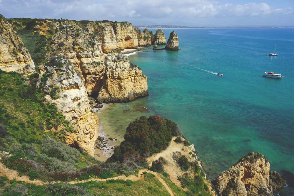 Algarve Rundreise in Portugal – Die schönsten Highlights