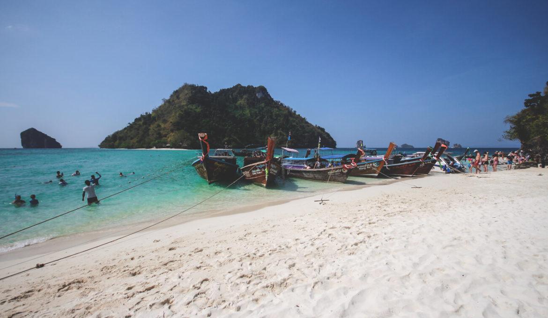 4 Island Tour in Krabi – zwischen Traumwelt und Massentourismus