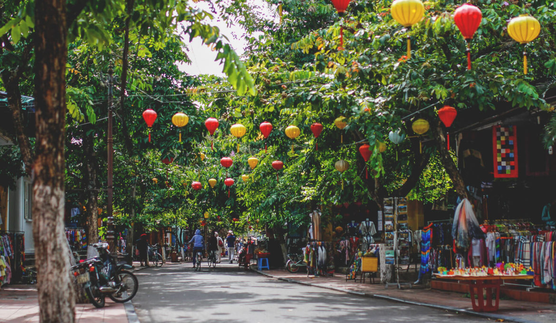 Hoi An in Vietnam – Die wunderschöne Stadt am Meer