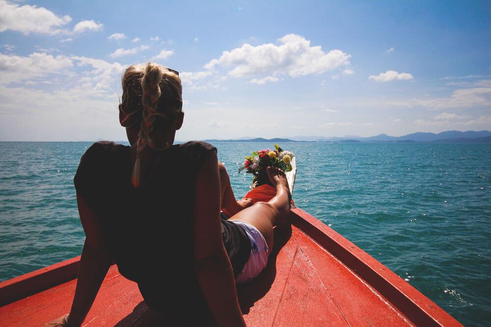 Anreise-Koh-Yao-Noi-Thailand-Boot-Meer-Aussicht