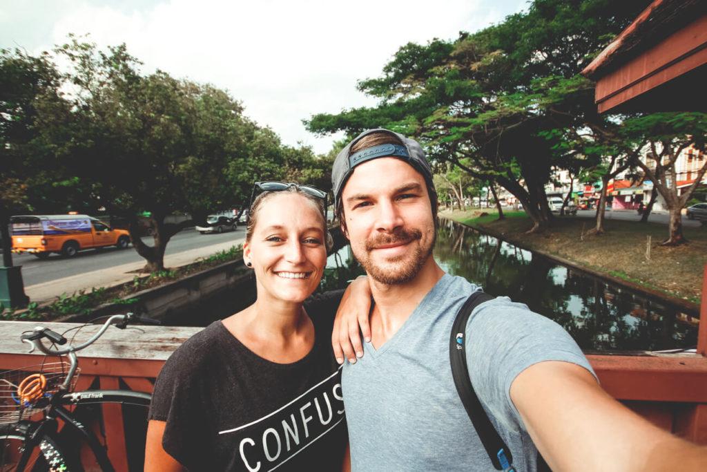 Chiang-Mai-Anreise-Ankunft-Altstadt