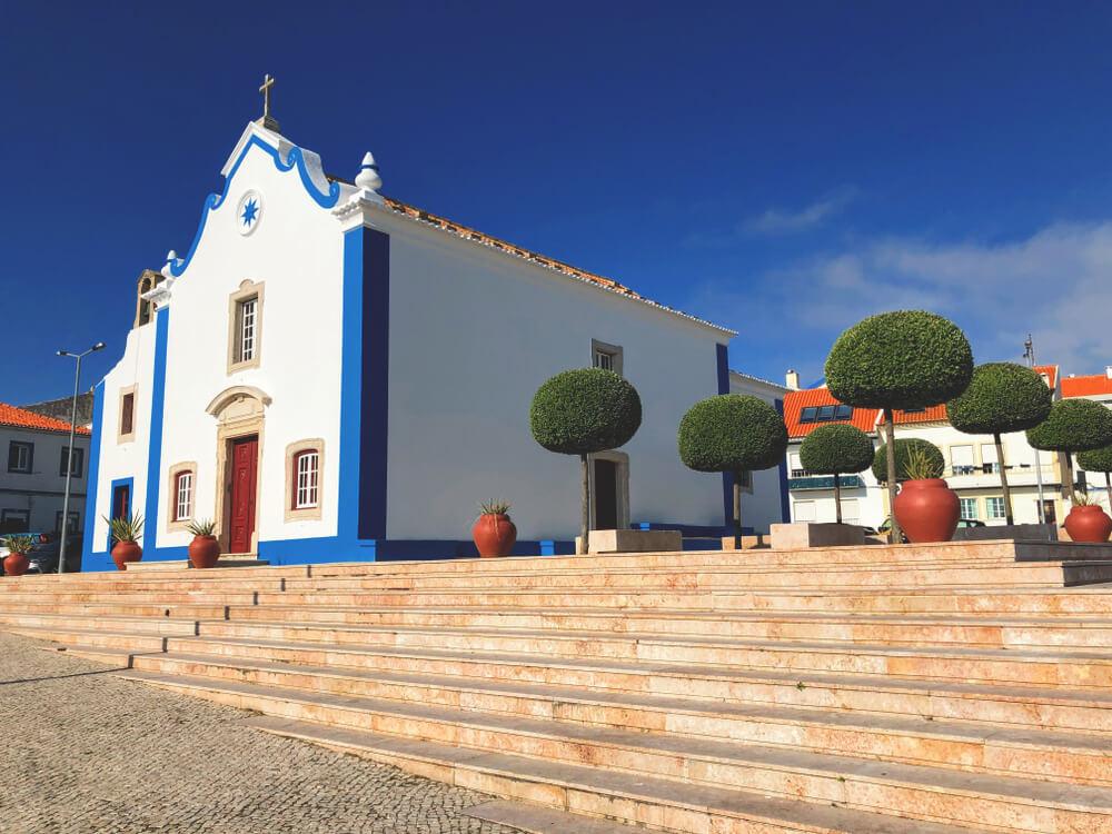 Ericeira-Portugal-Kirche-Kapelle