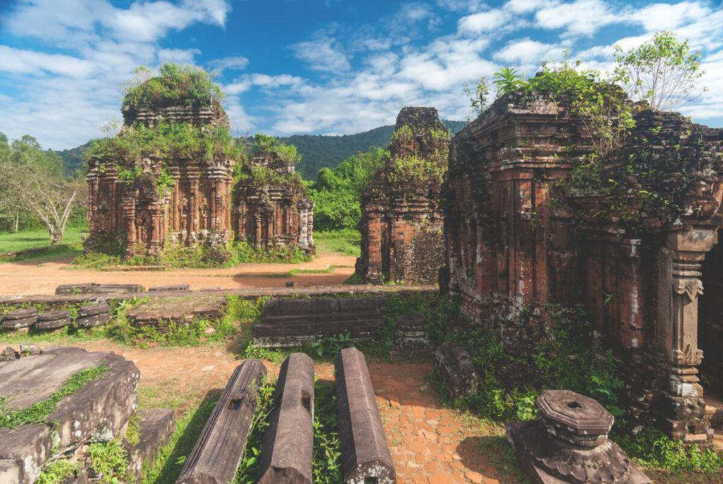 Hoi-An-Vietnam-My-Son-Tempel
