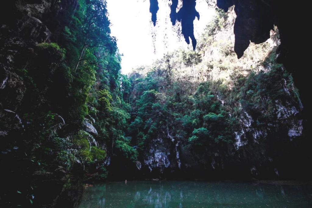 Krabi-Thailand-Railay-Beach-Lagune-Blick