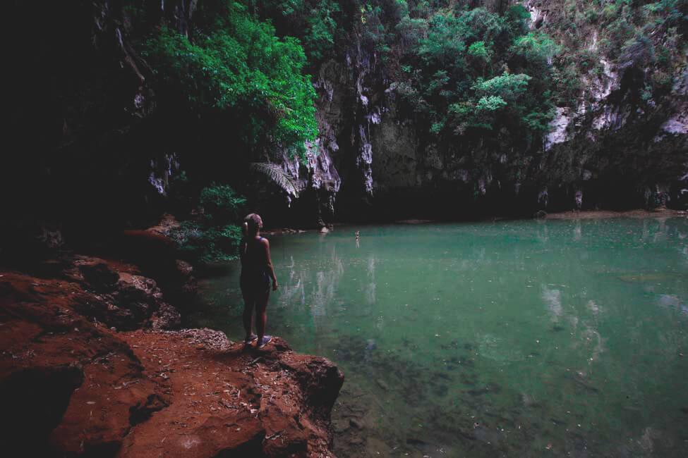 Railay-Beach-Lagune-Thailand-Bolle-Lagoon