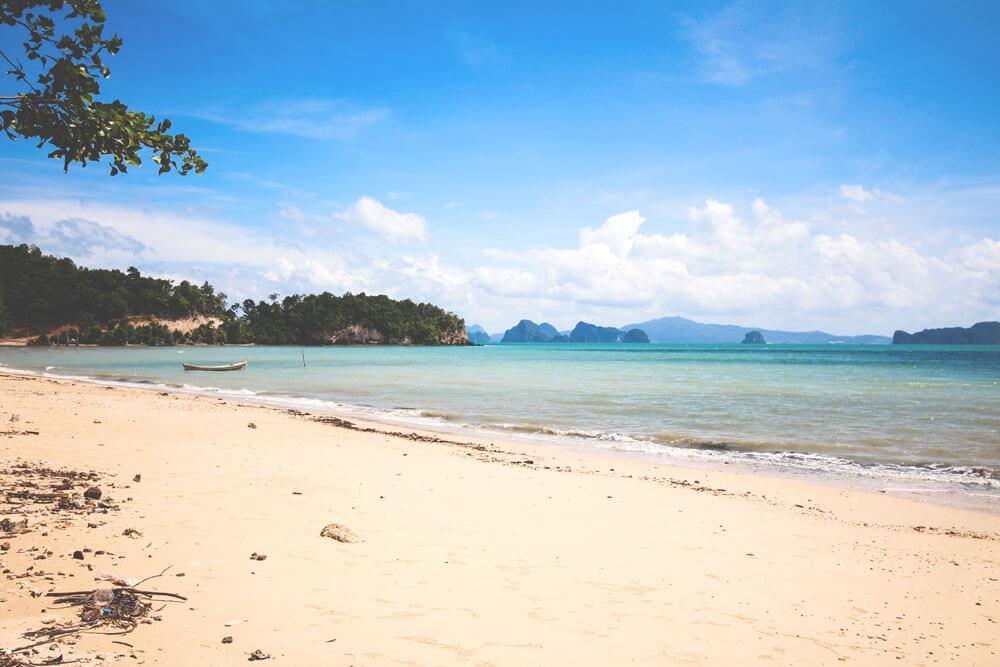 Strand-Koh-Yao-Noi-Thailand-Beach-Meer-Palmen