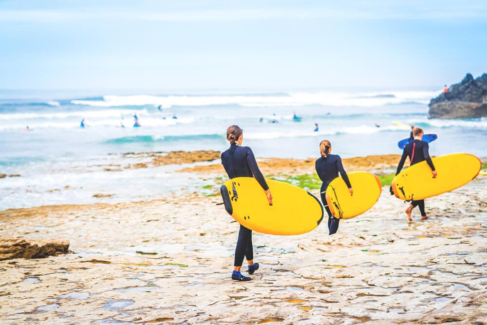 Surfen-Ericeira-Portugal