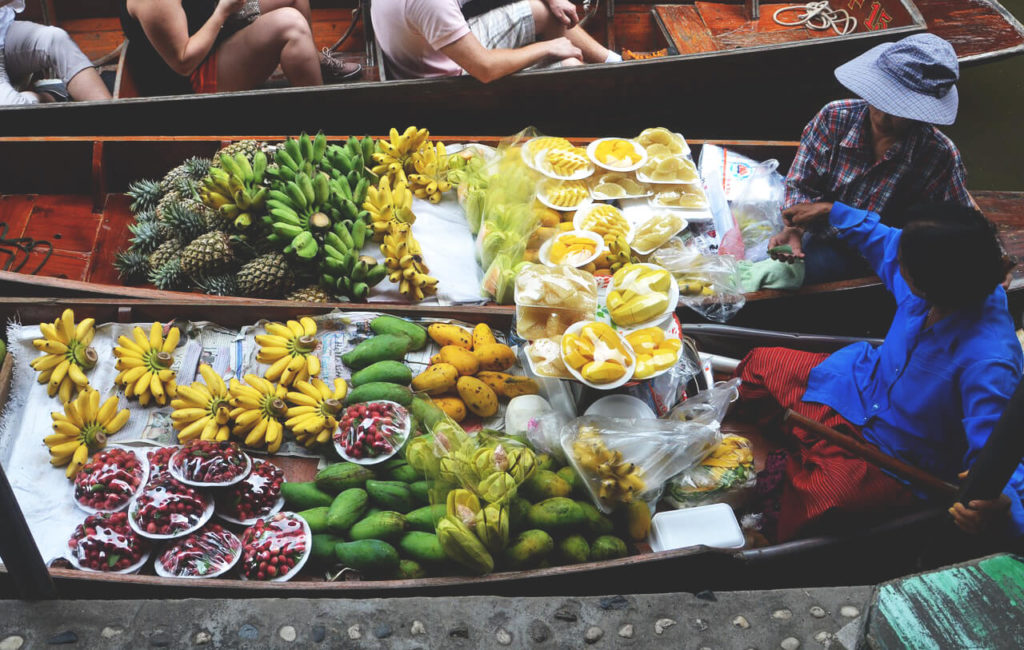 beste-reisezeit-thailand-bangkok-markt