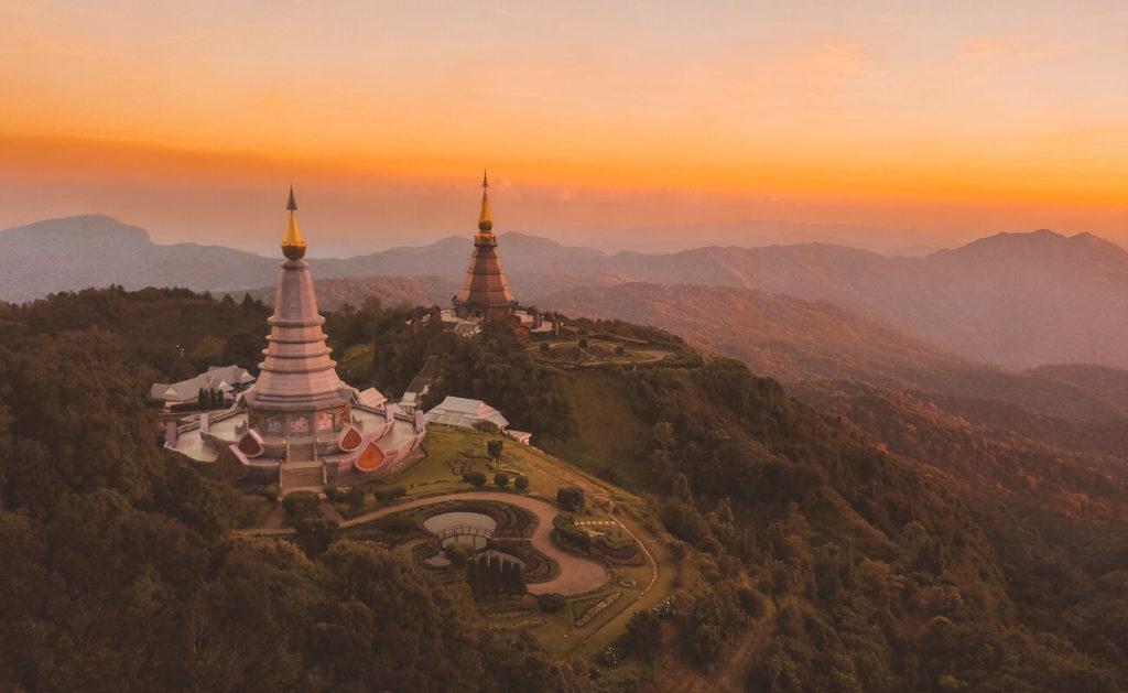 Chiang Mai Sehenswürdigkeiten Doi Inthanon