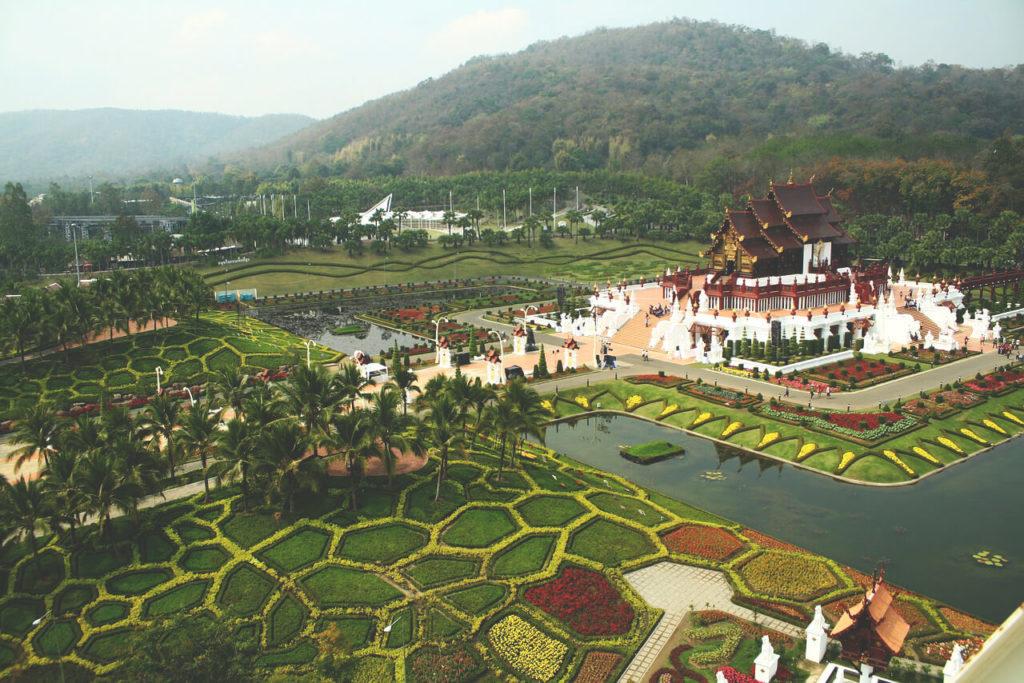 chiang-mai-sehenswuerdigkeiten-Royal-Park-Rajapruek