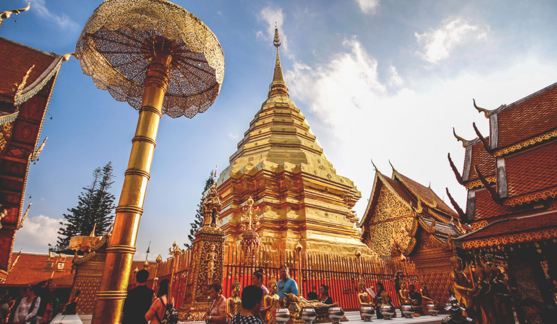 chiang-mai-sehenswuerdigkeiten-Wat-Phra-That-Doi-Suthep