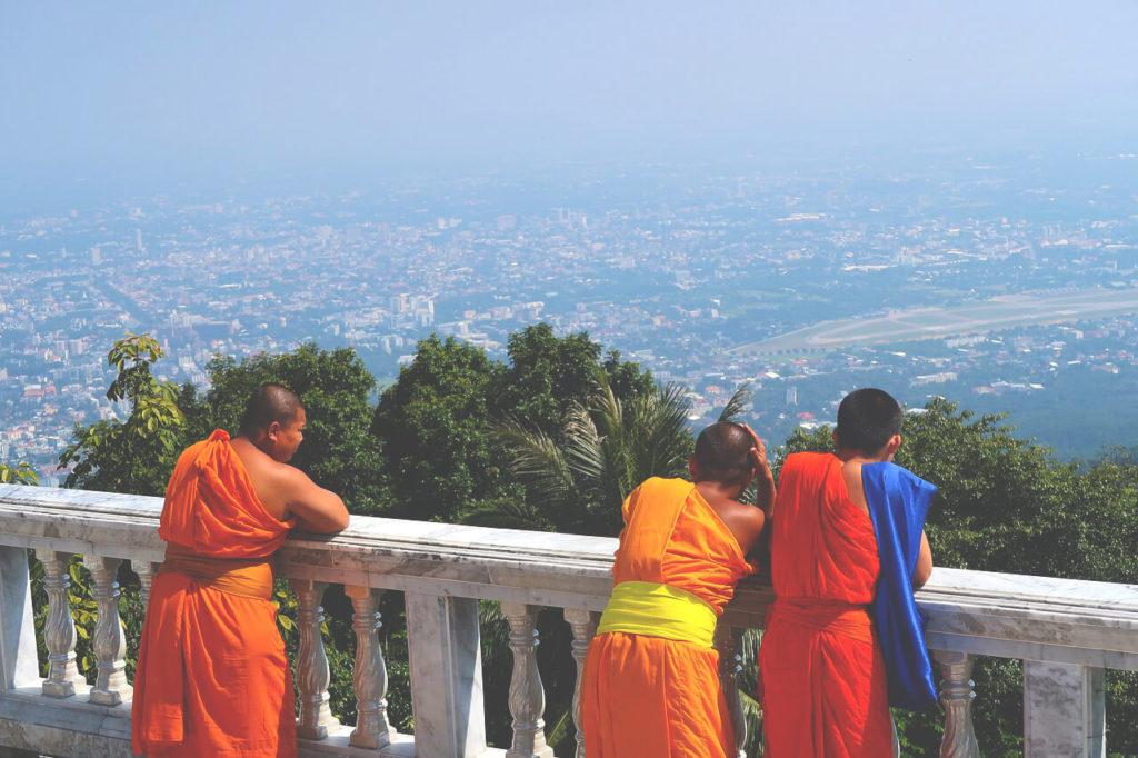 chiang-mai-sehenswuerdigkeiten-aussicht-Nationalpark-Doi-Suthep-Pui