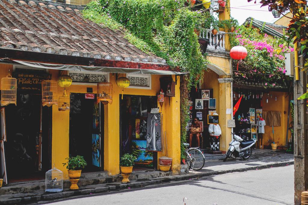 Vietnam Sehenswürdigkeiten Hoi An