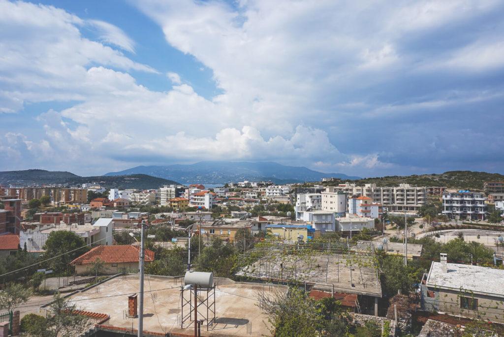 ksamil-stadt-albanien