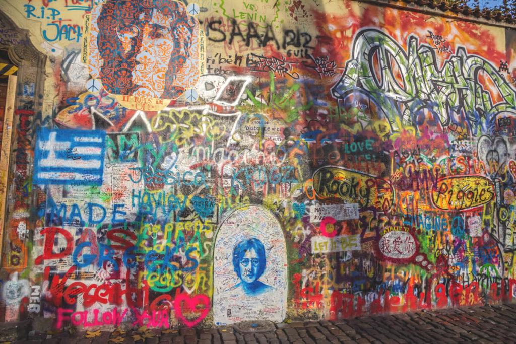 Highlights-in-Prag-John-Lennon-Mauer