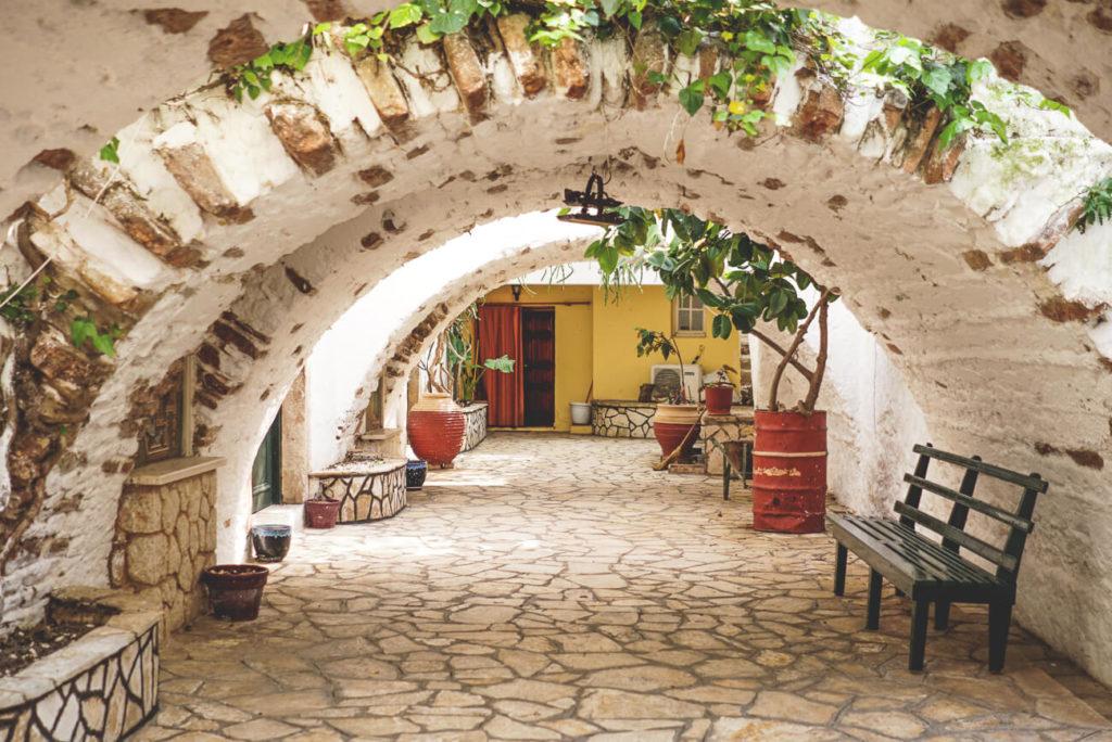 Korfu-Urlaub-Ausflug-Paleokastritsa-Kloster