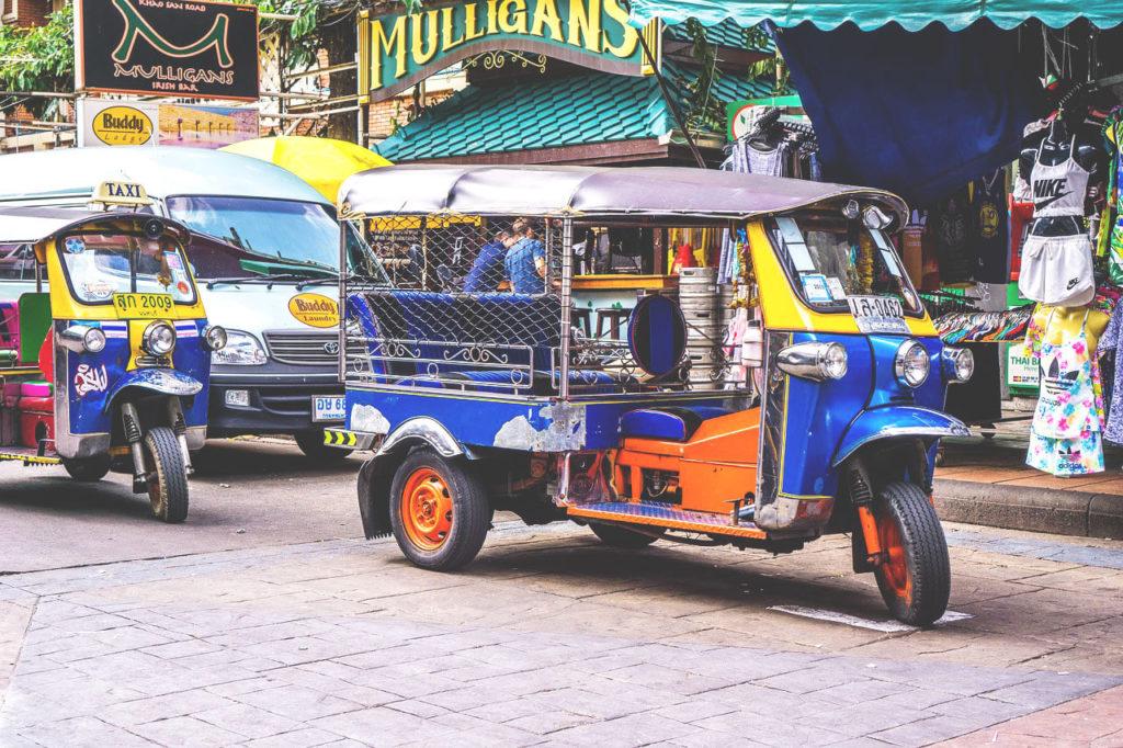 Phuket-Transport-auf-der-Insel-Tuk-Tuk