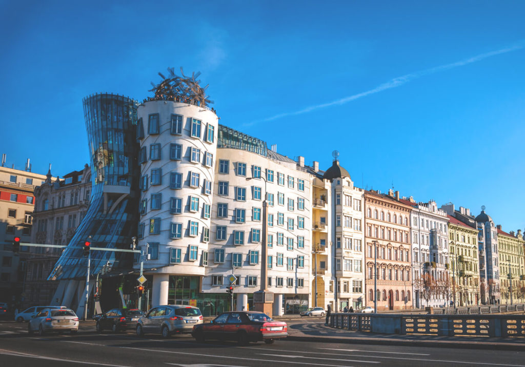 Prag-Highlights-Tanzendes-haus