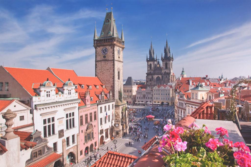 Prag-Sehenswuerdigkeiten-Teynkriche